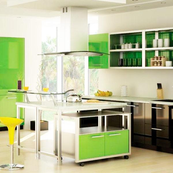 Кухні на замовлення із Акрилових ДСП