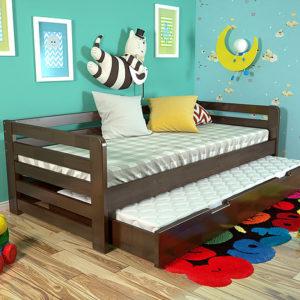1-Дитяче-ліжко-Немо-з-висувною-шуфляжою