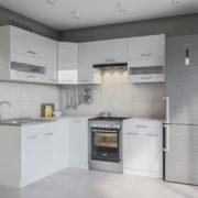 Стильні кухні для просторих площ