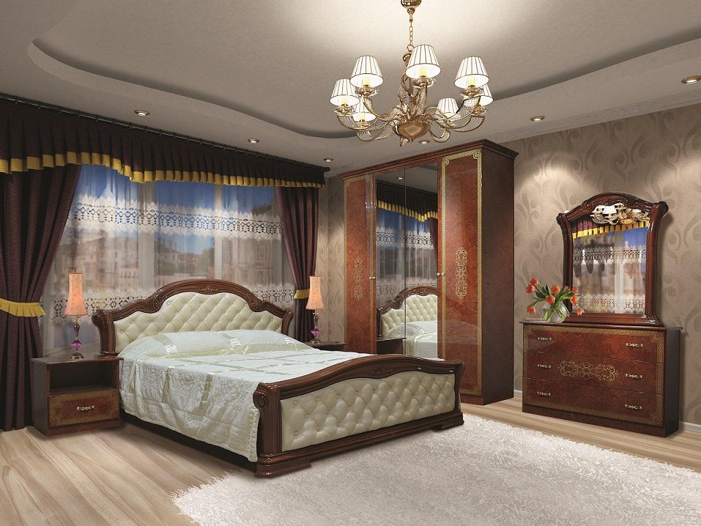 Головна   Магазин   ЛІЖКА ТА КОМОДИ   Спальні   Спальня Венеція Нова Світ  меблів 55a1c9fca72aa