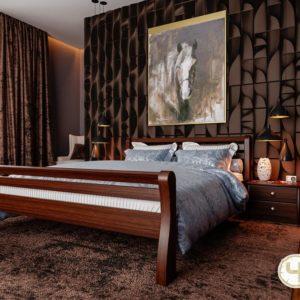 """Ліжко """"Ретро"""" ЧДК c0b44d318602d"""