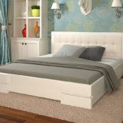 Ліжко-Регіна-біле-ARBOR-DREV