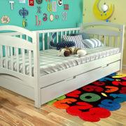 5-Дитяче-ліжко-Аліса-біле-ARBOR-DREV