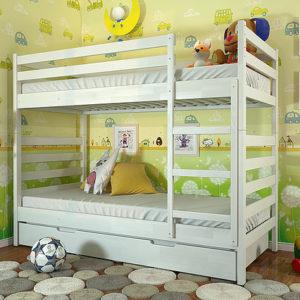 Ліжко-Ріо-біле-ARBOR-DREV