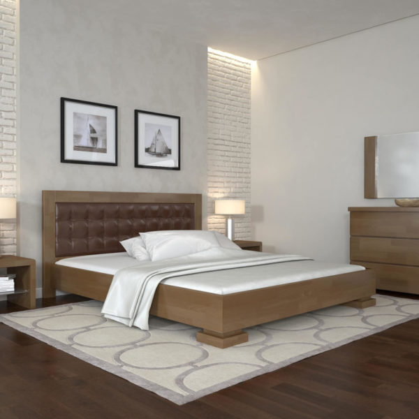 ARBORDREV-ліжко-Монако-горіх-світлий--1024x769