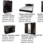 komplektuyushchie_elementy_spalni_felitsiya_novaya
